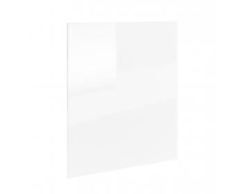 Front z możliwością zastosowania jako panel zewnętrzny do zmywarki. Wymiary 70,9 cm x 44,6 cm (panel ukryty).