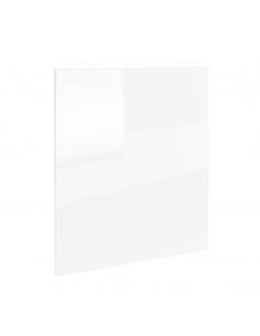 Front z możliwością zastosowania jako panel zewnętrzny do zmywarki. Wymiary 70,9 cm x 59,6 cm (panel ukryty).