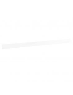 Cokół podstawowy wykonany z płyty tej samej co korpus szafki. Wymair 10,8 cm x 2000 cm.