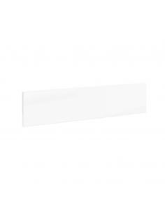 Cokół podstawowy wykonany z płyty tej samej co korpus szafki. Wymiar 10,8 cm x 45,5 cm (boczny).