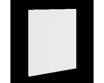 Front z możliwością zastosowania jako panel zewnętrzny do zmywarki. 57 cm x 44,6 cm (panel zewnętrzny).
