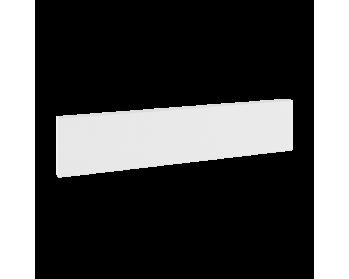 Cokół dedykowany do kolekcji wykonany w tej samej technologii co front. Wymiar 10,8 cm x 2000 cm.
