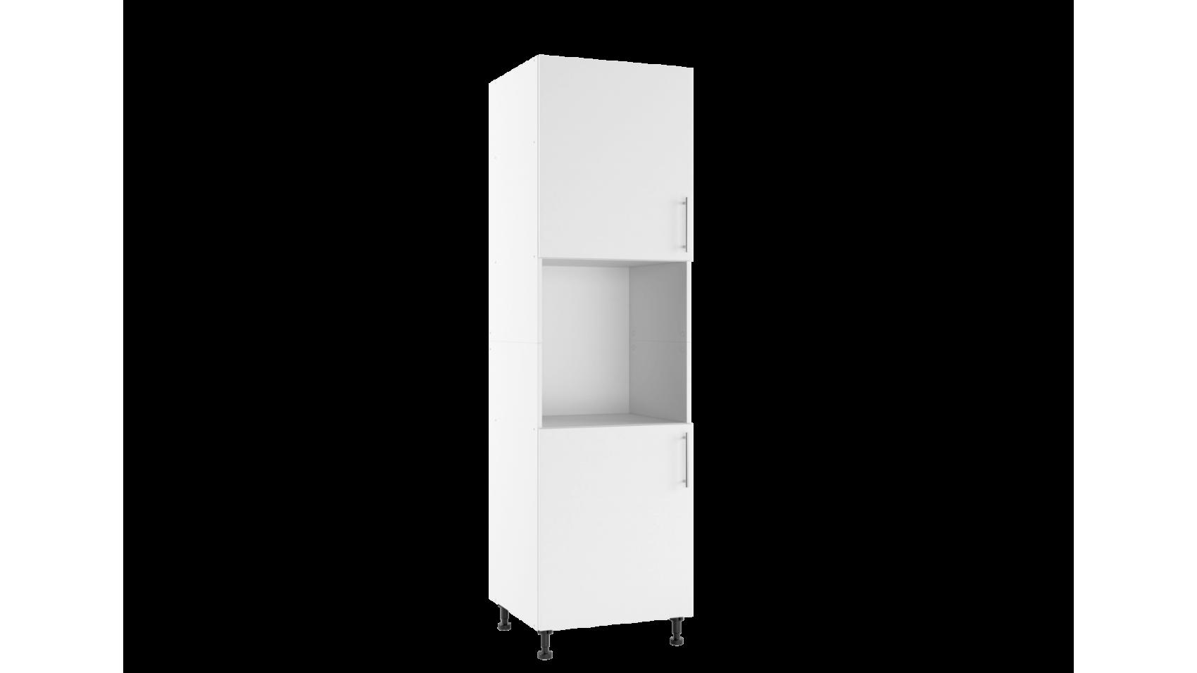 Kuchenne szafy wysokie Luna Bianco  | sklep internetowy Lupus ECO