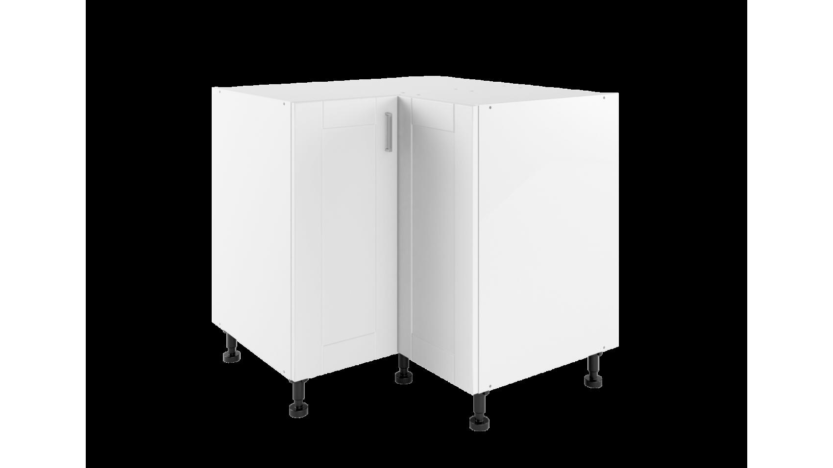 Kuchenne Szafki Narożne Milano Bianco   sklep internetowy Lupus ECO