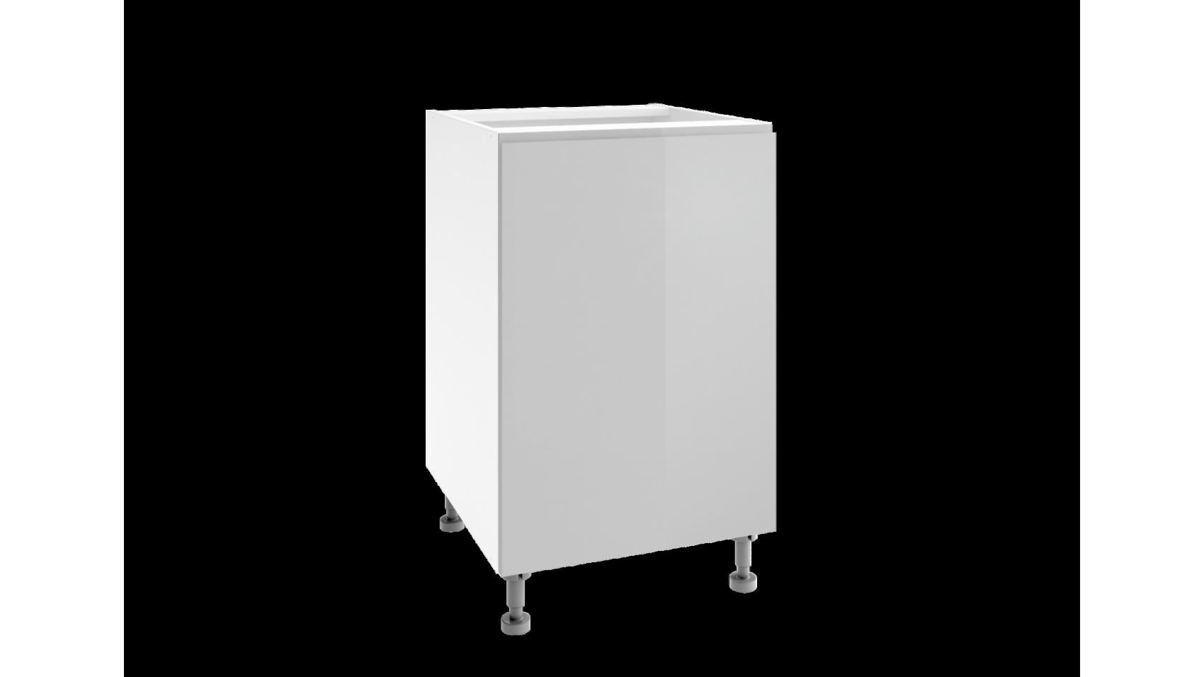 Kuchenne Szafki Dolne Vegas Light Grey | sklep internetowy Lupus ECO