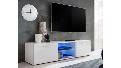 Light - nowoczesne szafki RTV