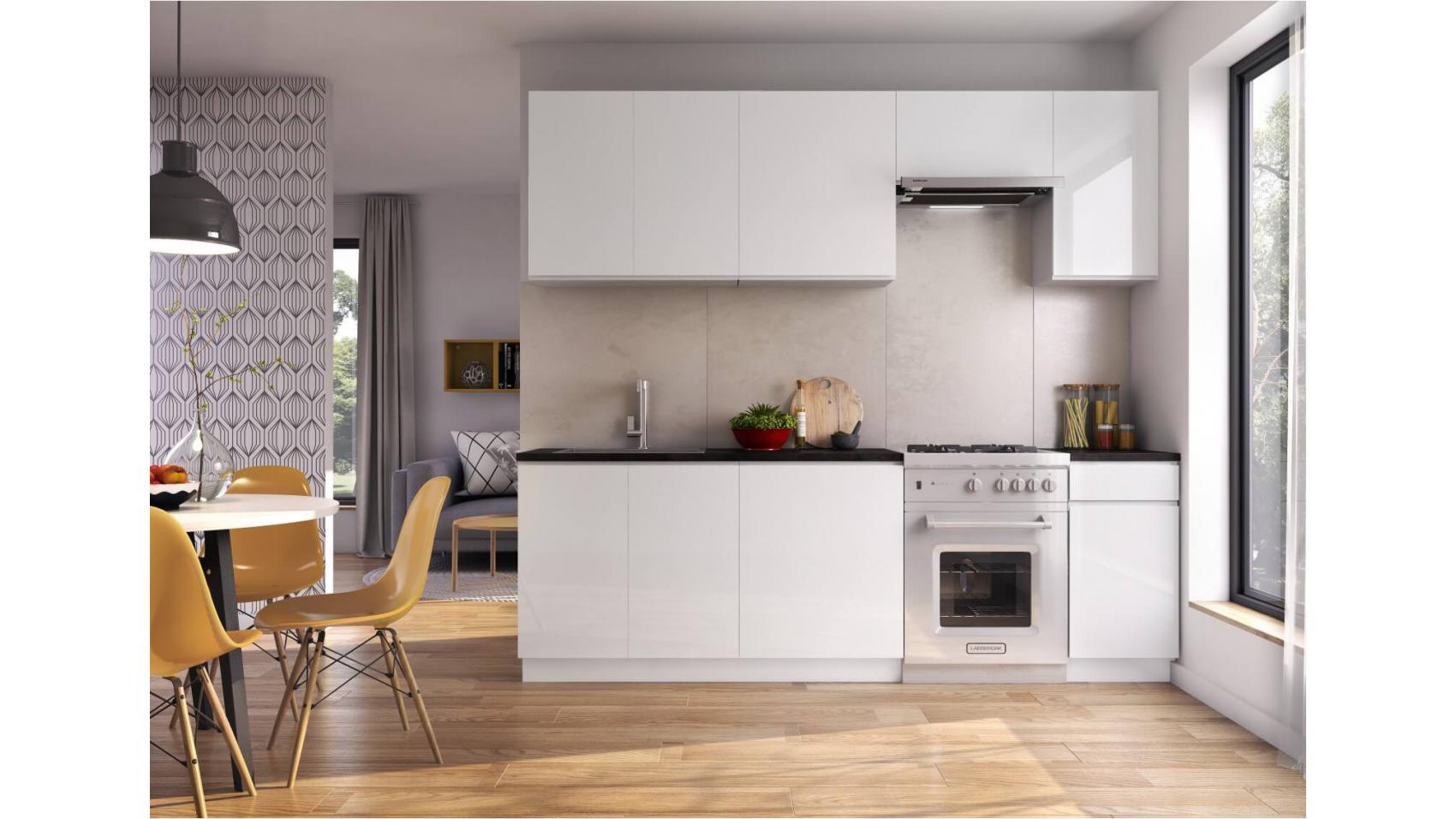 Zestawy mebli kuchennych | Gotowe komplety szafek do kuchni