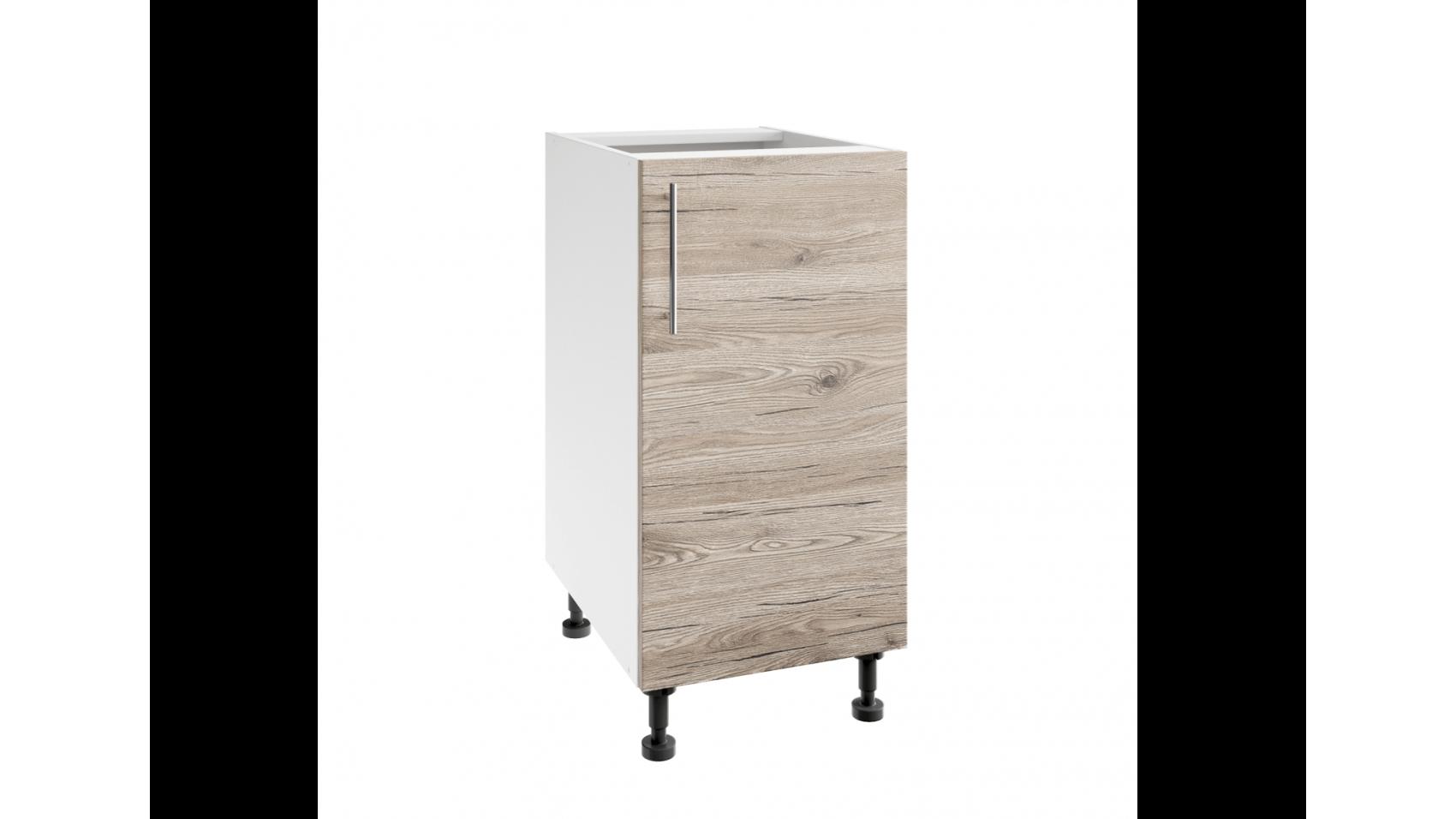 Kuchenne szafki dolne Luna San Remo   sklep internetowy Lupus ECO